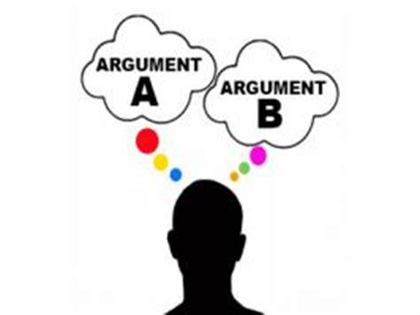 Arguments for essays