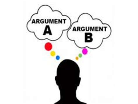 Arguments for essays